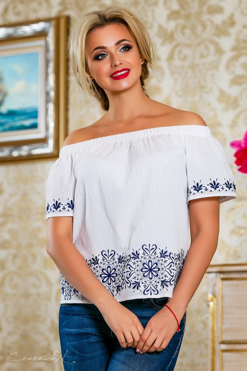 Блуза 2226 белый