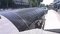 Поликарбонат монолитный 4 мм Marlon