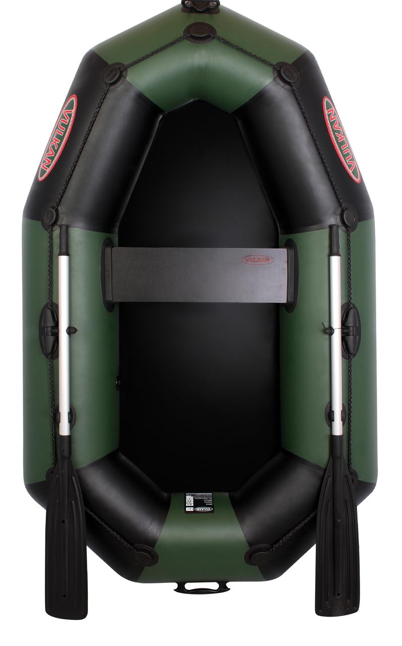 ПВХ лодка Vulkan V220 L упрощенной комплектации