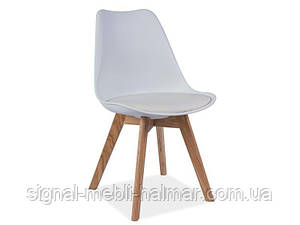 Купить кухонный стул Kris signal (белый)