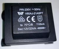 Трансформатор герметичный 12В 23ВА