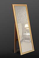 Напольное зеркало с ножкой - подставкой 1900х600