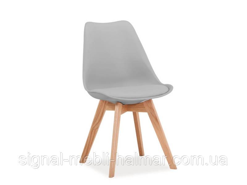 Купить кухонный стул Kris signal (светло серый)