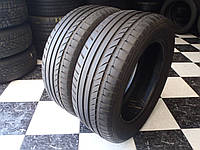 Шины бу 235/55/R17 Dunlop Sp Sport Maxx TT Лето 6,03мм 2013г