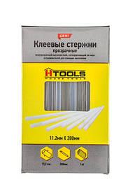 Комплект стержней клеевых Рremium 8 мм х 300 мм, 1 кг Housetools 42B150 прозрачные