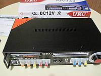 Стерео усилитель звука UKC KA-123 Bluetooth