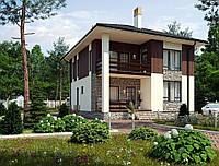 """Дом """"МОНТРЕ"""" - 128 кв.м."""