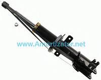 Передние амортизаторы NISSAN PRIMASTAR (Ниссан Примастар), газомасляные, SACHS 312655