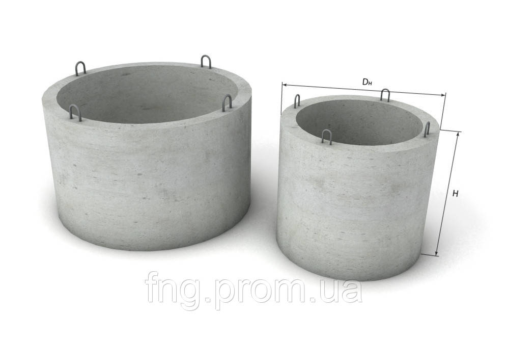 Кольца ЖБИ КС 15-9
