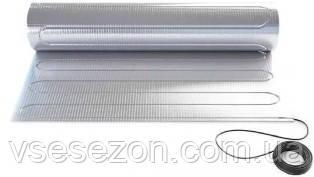 Алюминиевые маты Fenix для укладки под ламинат, паркетную доску, линолеум (монтаж на подложку)