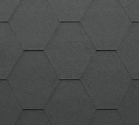 Битумная черепица Katepal коллекция Classic KL цвет Серый