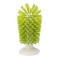 Щетка для мытья стаканов с присоской Joseph Joseph зеленая 85103