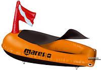 Буй для подводной охоты и дайвинга Mares Apnea марес апнеа