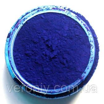 Пигмент для акрила и геля № 20 (темно-синий матовый) 5 гр.