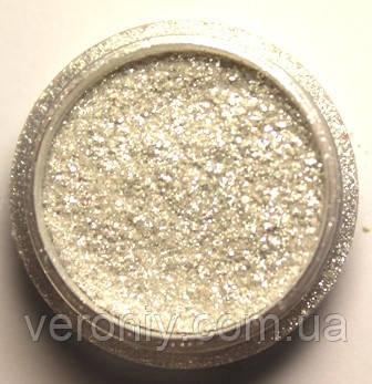 Пигмент для акрила и геля № 58 (серебро) 5 гр.