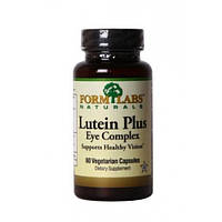 Form LabsЛютеинLutein Plus Eye Complex (60 veg caps)