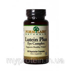 Form LabsЛютеин Lutein Plus Eye Complex (60 veg caps)