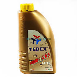 Масло моторное Tedex GAS LPG API:SL 10W-40 1L