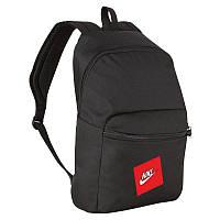 Черный рюкзак, сумка Nike, Найк, ф12795