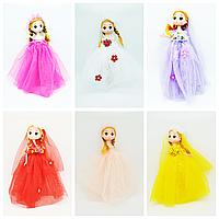 Брелок кукла-невеста Эльза большая
