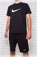 Мужская футболка Nike (черная)