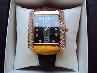 Наручные часы Gucci (корпус золотой)