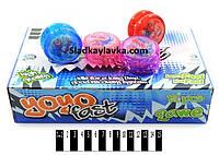 Игровой набор Йо-Йо светящийся 20 шт (Китай)