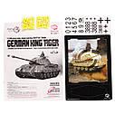 Танк HENG LONG German King Tiger р/у 3888-1, фото 7