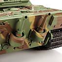 Танк HENG LONG German King Tiger р/у 3888-1, фото 5