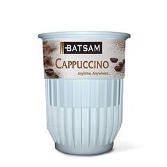 """Кофе в стакане """"BATSAM"""" Капучино 10шт"""
