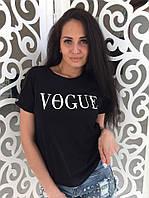 Женская футболка Vogue