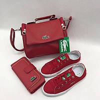 """Женская обувь """"Lacoste""""№92-006"""