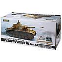 Танк HENG LONG Tauch Panzer III Ausf.H 3849-1, фото 9