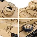 Танк HENG LONG Tauch Panzer III Ausf.H 3849-1, фото 7