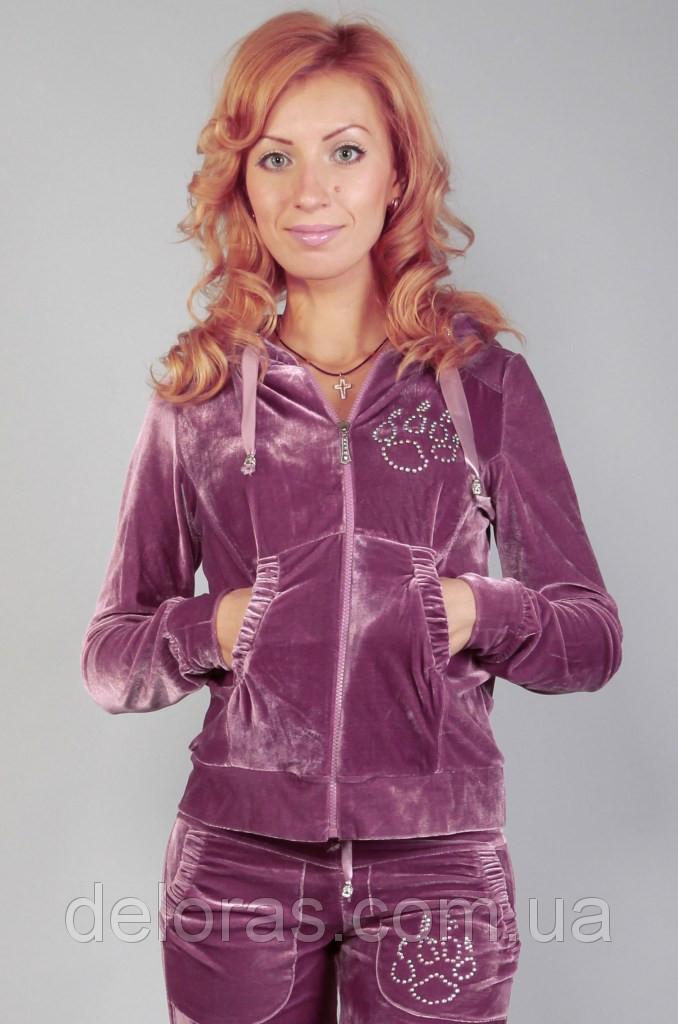 89889712 Купить Бархатный женский спортивный костюм