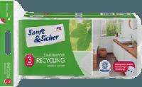 Туалетная бумага Sanft & Sicher, 8 рулонов