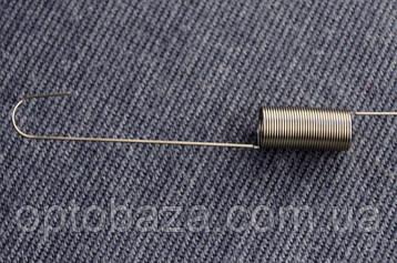 Пружина центробежного регулятора тонкая для двигателей 6,5 л.с. (168F), фото 2