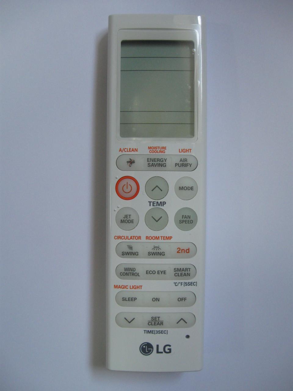 Пульт управления для кондиционера LG AKB74375303