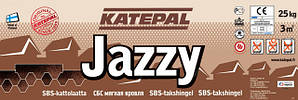 Мягкая кровля Katepal коллекция Jazzy
