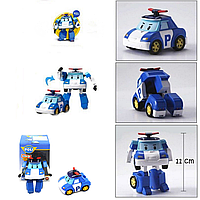 Трансформер Robocar Poli | Полицейская машина