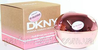 Женская парфюмированная вода DKNY Be Delicious Fresh Blossom Eau De Intense (реплика)