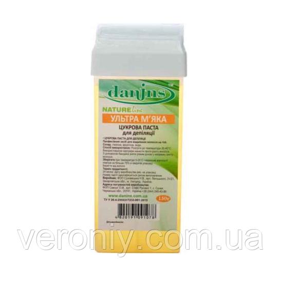 Сахарная паста Danins Ультра мягкая ( в картридже ), 150 г