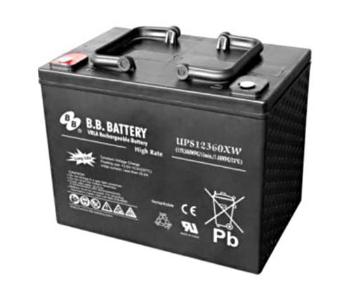 Аккумуляторная батарея B.B. Battery MPL 80-12