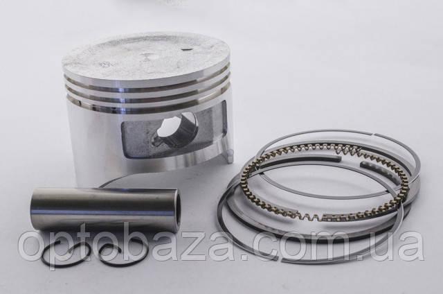 Поршневой комплект 77,25 мм для мотоблока бензинового 9 л.с.