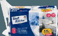 Туалетная бумага Sanft & Sicher, 16 рулонов