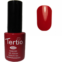 Гель-лак №128 (кораллово-розовый) 10 мл Tertio