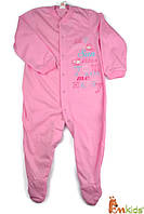КБ 77 Комбінезон,супрем,р.86 колір300 рожевий