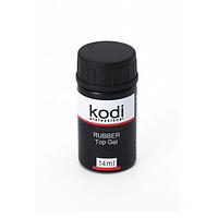 Rubber Top Kodi (Каучуковое верхнее покрытие для гель лака) 14 мл.