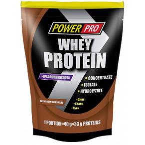 Протеин Whey Protein Power pro 1 кг, фото 2