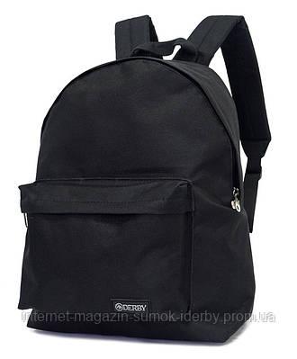 Рюкзак городской   DERBY 0100619 черный